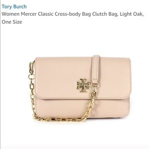 ❤️EUC Tory Burch Mercer Bag in Cherry-Apple Red❤️
